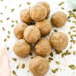Seed Cycling Energy Balls