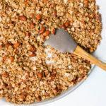Sugar-Free Cinnamon Crunch Granola