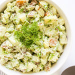 Vegan Ranch Potato Salad