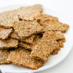 Spicy Seed Crackers (gluten-free)