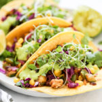 Tequila Lime Vegan Tacos