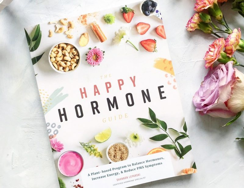 MY BOOK: The Happy Hormone Guide