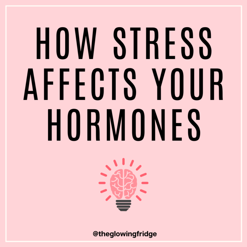 How stress affects hormones and your body overall. What stress does to your hormones. Tips to help cope with stress. How to de-stress and heal. #stress #hormones #hormonebalance #destress