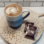Vegan Reishi Ganoderma Latte + FAQ About KING Coffee