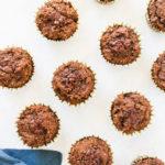 Vegan and Gluten Free Banana Chocolate Muffins